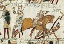 Bayeux tapestry: the Norman conquest