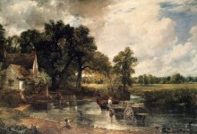 Constable: The Hay Wain