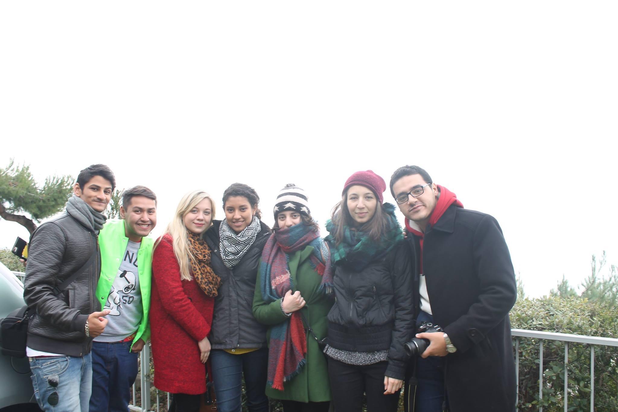 foto gruppo TS Aiesec